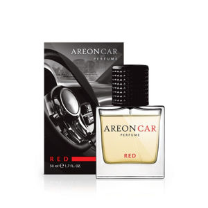 Luxusní parfém do auta Areon Red (100ml, flakón)