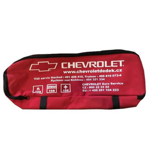 Brašna na povinnou výbavu Chevrolet Autosalon Dědek