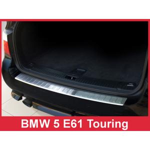 Ochranná lišta hrany kufru BMW 5er 2007-2010 (E61, combi)