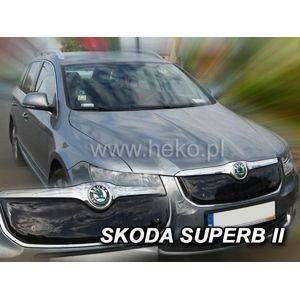 Zimní clona chladiče Škoda Superb II. 2008-2013 (horní, II. Jakost)