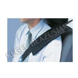 Potah na bezpečnostní pás černý