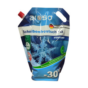 Zimní směs do ostřikovačů Aroso (-30°C, 3l, stojací sáček)