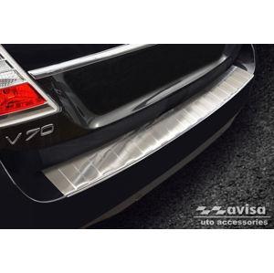 Ochranná lišta hrany kufru Volvo V70 2014-2016 (matná)