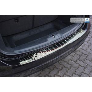 Ochranná lišta hrany kufru VW Sharan 2010- (chrom)